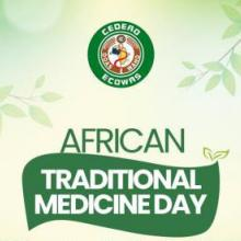 Message from the DG of WAHO  on the Occasion of African Traditional Medicine Day