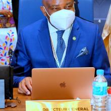 DG at the 84th Ordinary Session of the Council of Ministers in Niamey Niger